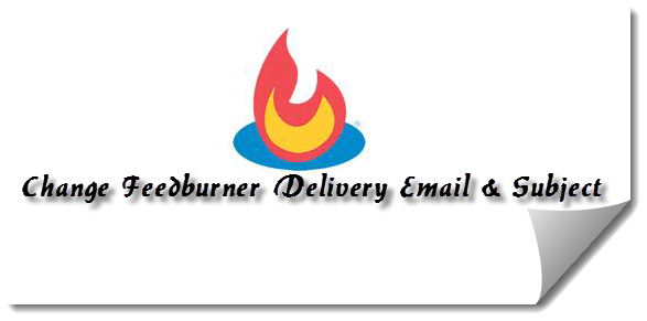 Feedburner Email Delivery