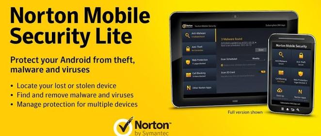 Norton Security antivirus