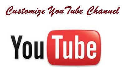 Customize YouTube Channel Profile