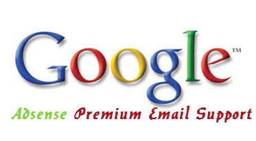 Google Adsense Email Support