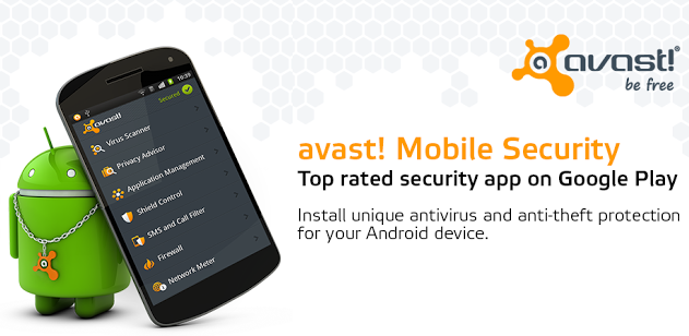 5 Free Antivirus For Android Devices