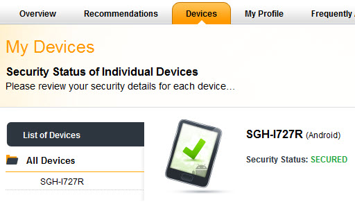 Avast Devices