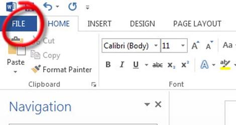 Microsoft Office 365 blog file
