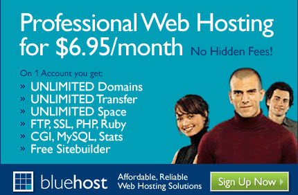 bluehost cheapest hosting